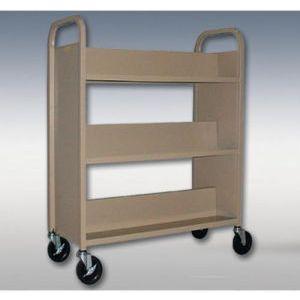 Sloping Shelf Mobile Cart - 64VSM21-685
