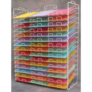 "Paper Rack Tower Display, for 8.5"" x 11"""