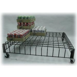 Mobile Wire Grid Risers