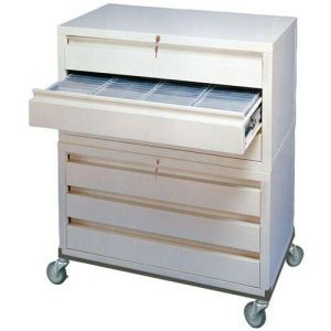 Mobile Storage Drawer Caddy - 64VSM21-608