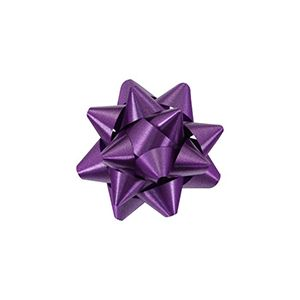 Purple, Star Bows