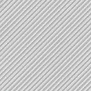 Metallic & Foil Gift Wrap, Silver Diagonal Stripe