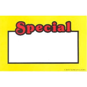 Yellow Special Square 2 - 7204010