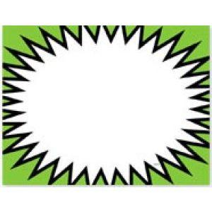 Green Burst - 71970755