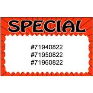 Red Special Burst - 71940822