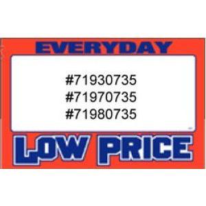 Everyday Low Price - 71970735