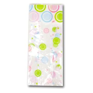Mod Dots/Pastel, Printed Polypropylene bags