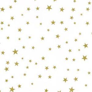 Gold Stars, Printed Polypropylene Rolls