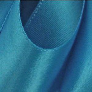 Turquoise, Single Faced Satin Ribbon
