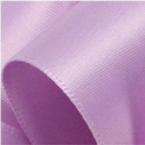 Light Orchid, Single Faced Satin Ribbon