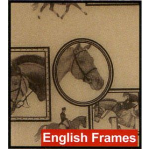 English Frames, Western Printed Tissue Paper