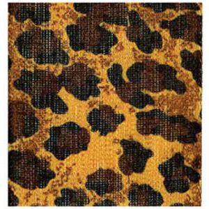 Cheetah, Jungle Print Polyester Ribbon
