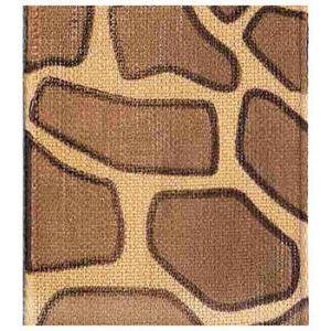 Giraffe, Jungle Print Polyester Ribbon