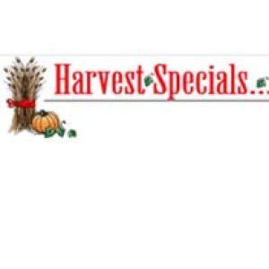 Harvest Specials  - 71960725