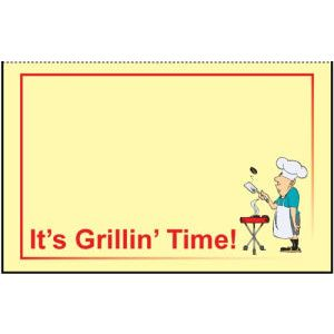 It's Grillin' Time - 71V406030721