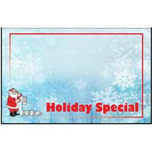 Holiday Special - Blue Santa - 71940713