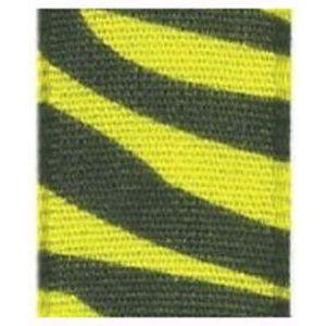 """5/8"""" Citrus, Jungle Print Polyester Ribbon"""