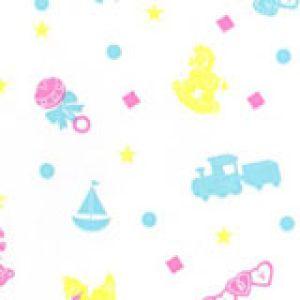 Baby Toys, Printed Polypropylene bags