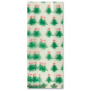 Green Trees, Printed Polypropylene bags
