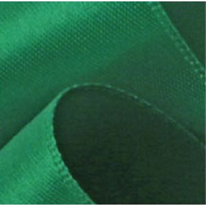 Emerald, Single Faced Satin Ribbon