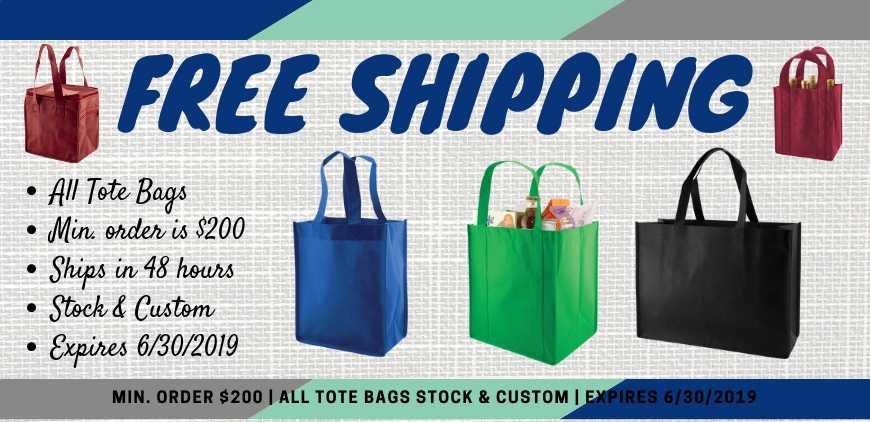 Non Woven Free Shipping