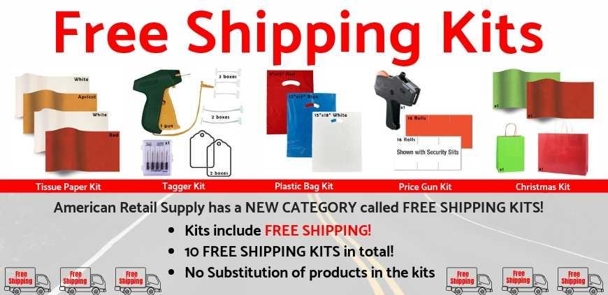 Free Shipping Kits