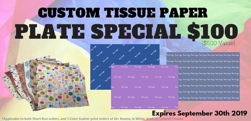 Tissue Paper Promotion