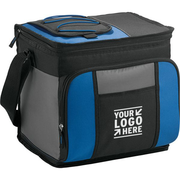 Portable Cooler with strap handle