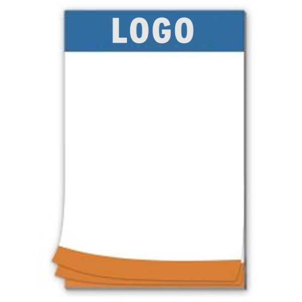 custom memo pads for business use